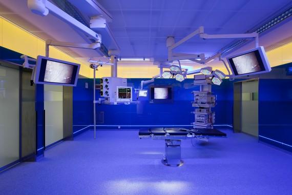 OP Krankenhaus Öhringen
