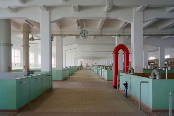 Wassewerk Curslack, Altes Wasswerk 2006