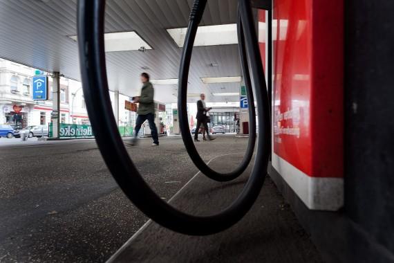 Esso Tankstelle Reeperbahn