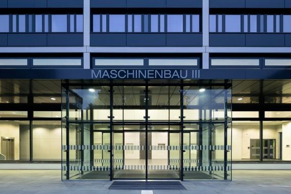 Technische Universität Dortmund, Maschinenbau