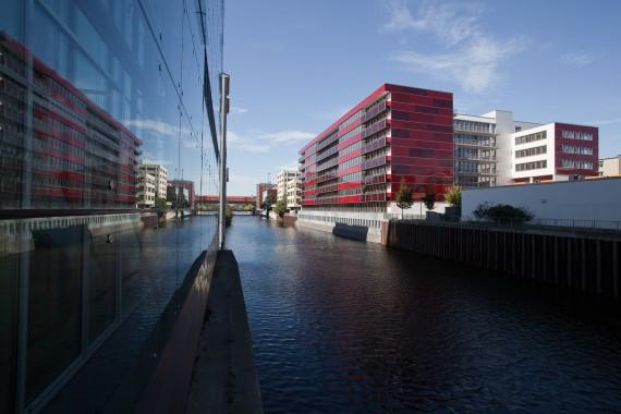 Bürogebäude Frankenstrasse