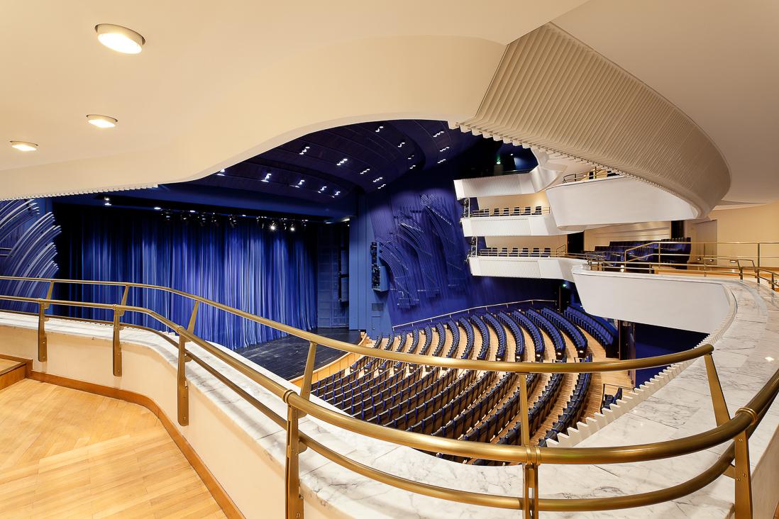 Theater philharmonie essen for Interieur verlag