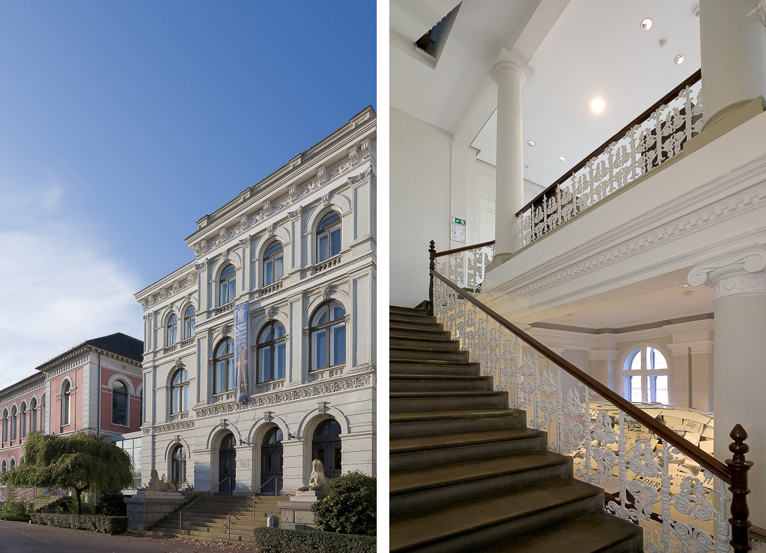 Landesmuseum oldenburg for Architektur oldenburg