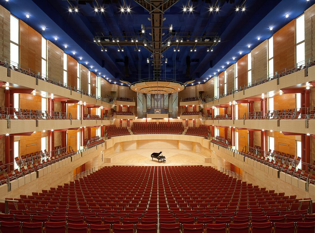 Theater philharmonie essen spezialistin f r for Interieur verlag
