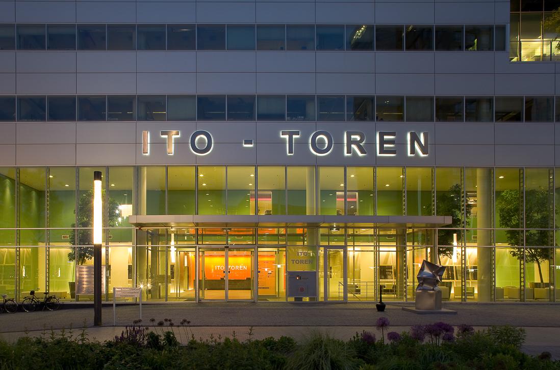 Ito toren spezialistin für architektur und interieur fotografie