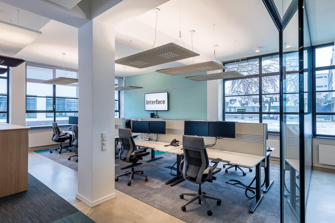 Interface showroom and office spezialistin für architektur und