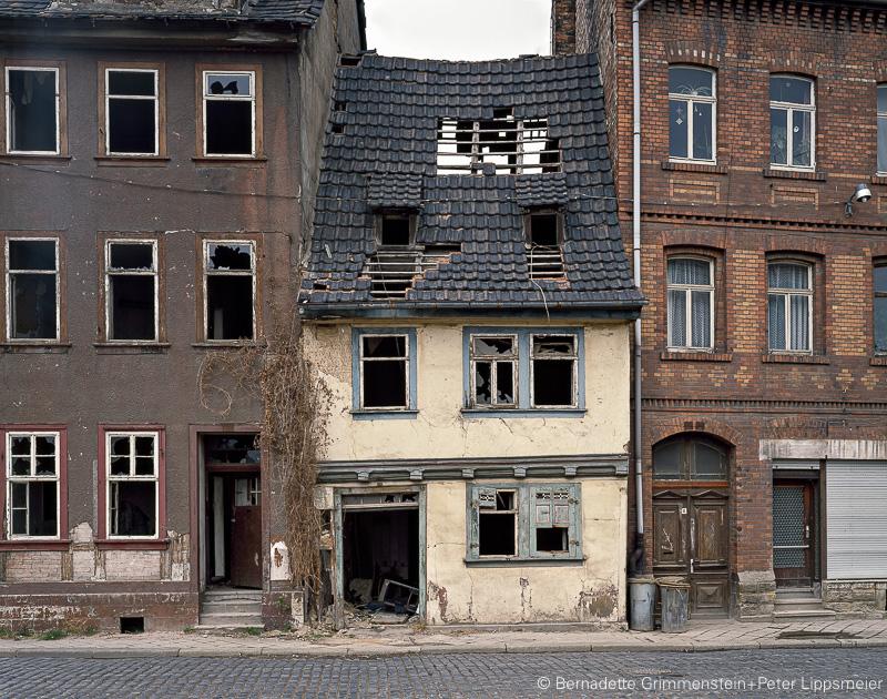 Dokumentation, Architektur, DDR